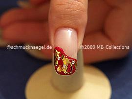 Nail art motif 181