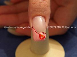 Nail art motif 183