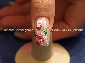 Nail art motif 184