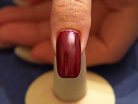 Nail art motif 185