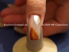 Nail art motif 187