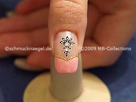 Nail art motif 188