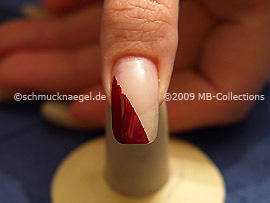 Nail-tattoo and the tweezers