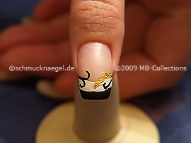 Nail art motif 192