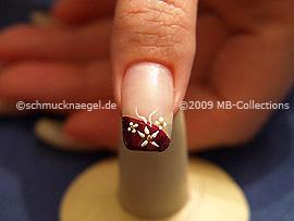 Nail art motif 193