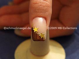 Nail art motif 199