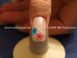 Nail art motif 205