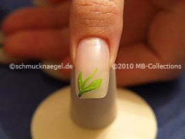 Nail art motif 206