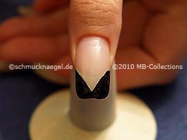 Nail art motif 207