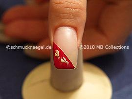 Nail art motif 211
