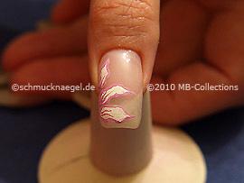 Nail art motif 216