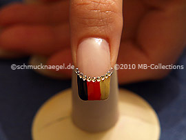 Nail art motif 217