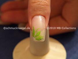 Nail art motif 220