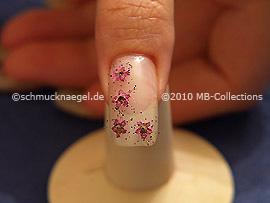 Nail art motif 224
