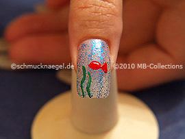 Nail art motif 225