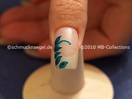 Nail art motif 231