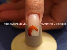 Nail art motif 236