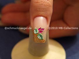 Nail art motif 237