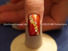 Nail art motif 240