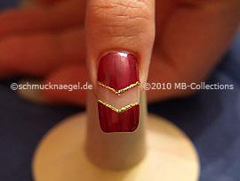 Nail art motif 241