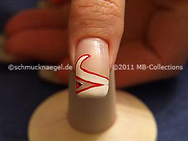 Nail art motif 248