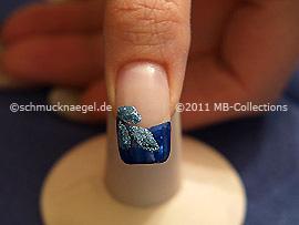 Nail art motif 254