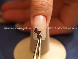Nail art motif 257
