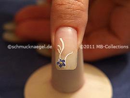 Nail art motif 262