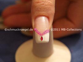 Nail art motif 265