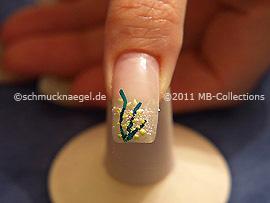 Nail art motif 266