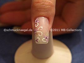 Nail art motif 267