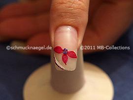 Nail art motif 270