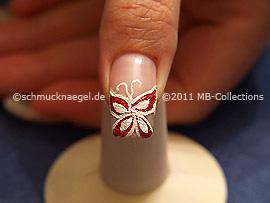 Nail art motif 274