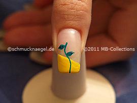 Nail art motif 278