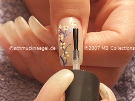 clear nail polish