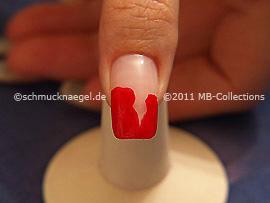 Nail art motif 280