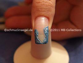 Nail art motif 284