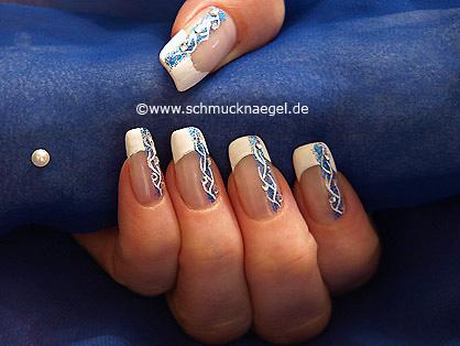 Decorative Fingernail Design With Nail Lacquers Nail Art Designs