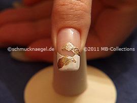 Nail art motif 290