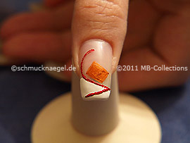 Christmas motif 17 - Nail art motif 293