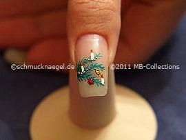 Nail art motif 295