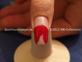Nail art motif 296