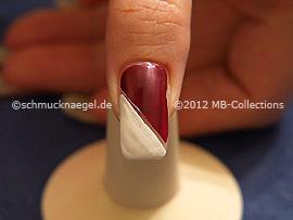 Nail art motif 298