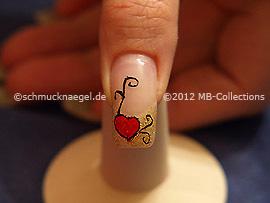 Nail art motif 300