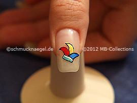 Nail art motif 301