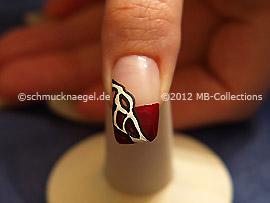 Nail art motif 303