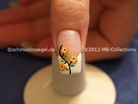 Nail art motif 304