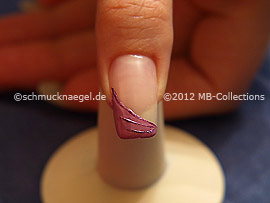 Nail art motif 305