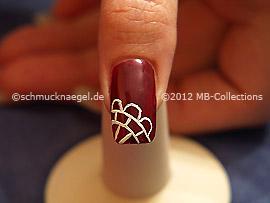 Nail art motif 309