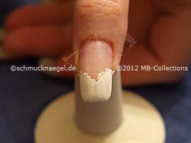 Nail art motif 310